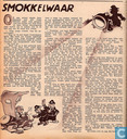 Comic Books - Bumble and Tom Puss - Smokkelwaar