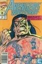 Bandes dessinées - Puissants vengeurs, Les - Avengers West Coast 72
