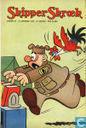 Bandes dessinées - Skipper Skræk (tijdschrift) (Deens) - 1958 nummer 37