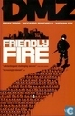 Comics - DMZ - Friendly fire
