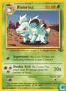 Trading cards - English 1999-06-16) Jungle (Unlimited) - Nidorina [Female]