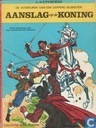 Comics - Dappere musketier, Een - Aanslag op de koning