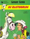 Comic Books - Lucky Luke - De rijstoorlog