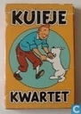 Board games - Happy Families - Kuifje kwartet