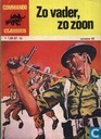 Comic Books - Commando Classics - Zo vader, zo zoon