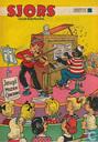 Strips - Sjors van de Rebellenclub (tijdschrift) - 1964 nummer  50