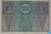 Billets de banque - Autriche - 1919 Issue - Deutschösterreich 10.000 Kronen ND (1919) P65
