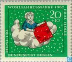 Timbres-poste - Berlin - Fairytales Gebr. Grimm