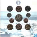 "Coins - Belgium - Belgium mint set 1998 ""75 jaar Sabena"""