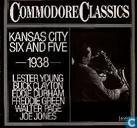 Disques vinyl et CD - Clayton, Buck - Kansas City Six and Five (1939)