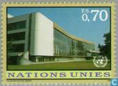 Postage Stamps - United Nations - Geneva - Symbols U.N.O.