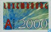 Postage Stamps - Luxembourg - New Year 2000