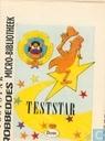 Strips - Robbedoes (tijdschrift) - Teststar