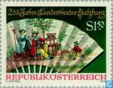 Briefmarken - Österreich [AUT] - Theater Salzburg 200 Jahre