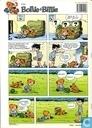 Strips - Biebel - Suske en Wiske weekblad 25