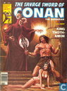 The Savage Sword of Conan the Barbarian 43