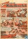 Comic Books - Sjors van de Rebellenclub (magazine) - 1957 nummer  29
