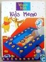 Board games - Memo (memory) - Winnie The Pooh - Memory met spiegelbox