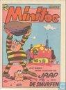 Strips - Minitoe  (tijdschrift) - 1987 nummer  40