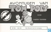Comics - Bommel und Tom Pfiffig - Heer Bommel stuit de vooruitgang
