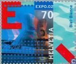 Postage Stamps - Switzerland [CHE] - Expo '02
