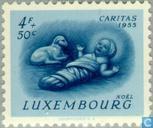 Postzegels - Luxemburg - Nationale gebruiken