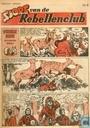 Bandes dessinées - Sjors van de Rebellenclub (tijdschrift) - 1957 nummer  8