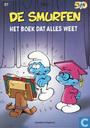 Strips - Smurfen, De - Het boek dat alles weet