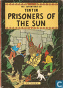 Strips - Kuifje - Prisoners of the sun