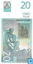 Banknoten  - Jugoslawien - 2000-2002 Issue - Jugoslawien 20 Dinara 2000