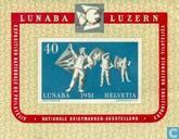 Postage Stamps - Switzerland [CHE] - Lunaba