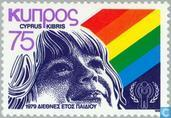 Postage Stamps - Cyprus [CYP] - Int. Year of the Child