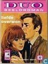 Strips - Duo Beeldroman (tijdschrift) - Liefde overwon