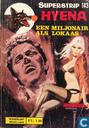 Comic Books - Hyena - Een miljonair als lokaas