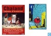 """Overig - Librairie Impressions - Ongesneden druk van """"Leçons d'histoires"""" en jeune Albert"""""""