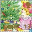 Briefmarken - Guernsey - Weihnachtsessen