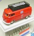 "Model cars - Brekina - Volkswagen Transporter T1b ""Brandweer Eindhoven nr.  9"""