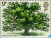 Postzegels - Groot-Brittannië [GBR] - Boomplantingsjaar