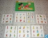 Board games - Lotto (plaatjes) - Walt Disney's Lotto