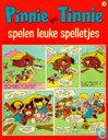 Comics - Pinnie en Tinnie - Pinnie en Tinnie spelen leuke spelletjes