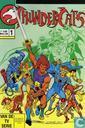 Bandes dessinées - Thundercats - Overlevingsvlucht