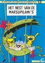 Strips - Robbedoes en Kwabbernoot - Het nest van de Marsupilami's