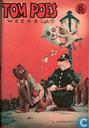 Strips - Bas en van der Pluim - 1947/48 nummer 17