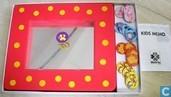 Jeux de société - Memo (memory) - Winnie The Pooh - Memory met spiegelbox
