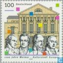 Postage Stamps - Germany, Federal Republic [DEU] - Weimar 899-1999