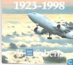 """Munten - België - België jaarset 1998 """"75 jaar Sabena"""""""