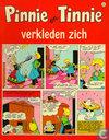 Strips - Pinnie en Tinnie - Pinnie en Tinnie verkleden zich