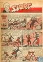 Strips - Sjors van de Rebellenclub (tijdschrift) - 1958 nummer  27