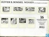 Ansichtskarten  - Bommel und Tom Pfiffig - Doos wenskaarten Olivier B. Bommel Wensen 'als je begrijpt wat ik bedoel'