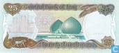 Banknotes - Central Bank of Iraq - Iraq 25 Dinars